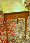 Federal Inlaid Mahogany Dropleaf Pembroke Table