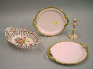 Four Pieces of Porcelain