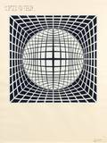 Victor Vasarely FrenchHungarian 19081997 Untitled