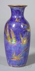 Wedgwood Hummingbird Lustre Vase