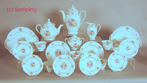 Rosenthal porcelain tea and luncheon service