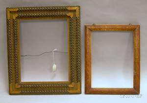 Two Decorative Frames