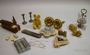 Assortment of Decorative and Collectible Articles