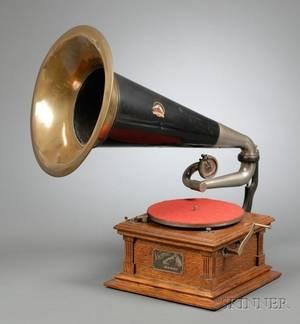 Victor Type E Phonograph No 69114