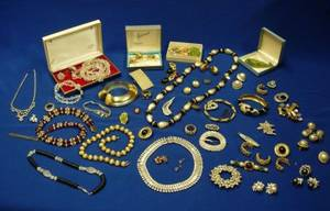 Group of Designer and Other Costume Jewelry