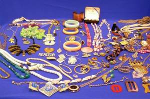 Group of Costume and Vintage Jewelry