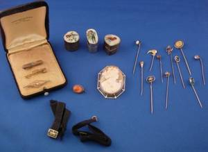 Assorted Group of Jewelry and Accessories