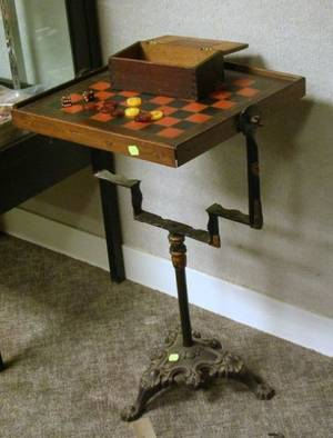 Patent Revolving Game Table