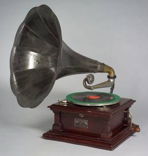 Victor Type V Phonograph