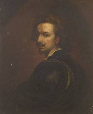 After Sir Anthony van Dyck Flemish 15991641 Self Portrait Circa 1630s