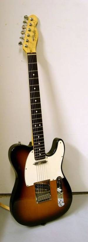 American Solid Body Electric Guitar Fender Musical Instruments Model Telecaster 1