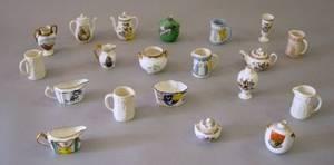 Twenty Wedgwood Assorted Miniature Items