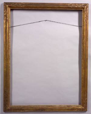 CarrigRohane Studios American 20th Century Carved Frame
