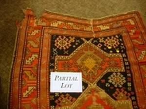 Two Caucasian Long Rugs