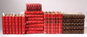 Decorative Bindings Six Titles in Twentyseven Volumes