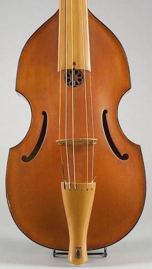 Modern German Viola Da Gamba