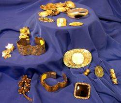 Group of Mexican Native American and Southwestern Jewelry and Accessories