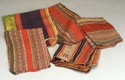 Five South American Weavings