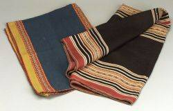 Two South American Weavings