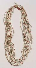 Northern California Dentalia Necklace