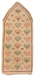 Anatolian Straw Prayer Mat
