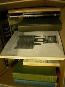 Group of Books Related to Virginia Maryland and District of Columbia Art and Architecture