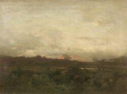Charles Harold Davis American 18561933 Gray Twilight