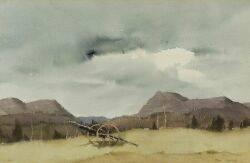 Paul Starrett Sample American 18961974 The Field