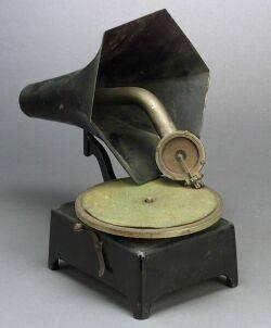 Little Wonder Phonograph