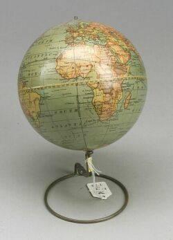 Peerless 6Inch Terrestrial Globe by Weber Costello Co