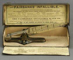 Fairbanks Infallible Counterfeit Coin Detector