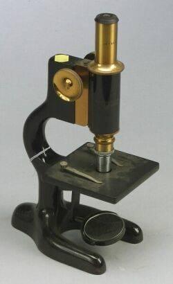 Three Microscopes
