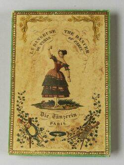 Box for La Danseuse de Paris Paper Doll
