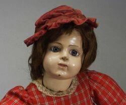 Gutta Percha Bru Bebe Doll