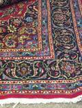 Meshed Small Carpet