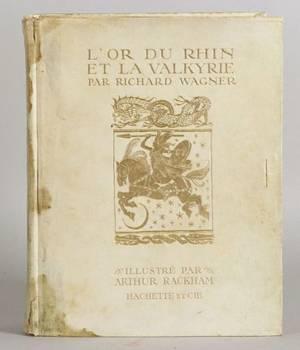 Rackham Arthur Illustrator Wagner Richard
