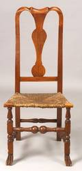 Queen Anne Cherry Side Chair