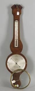 Banjoform Barometer by A Stoppani