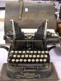 Oliver Standard Visible No 3 Typewriter