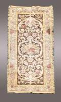 Hand Made French Aubusson Style Tapestry Rug