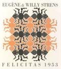 Maurits Cornelis Escher Dutch 18981972 Lot of Four Pieces of Ephemera Vignette Finis Page 28