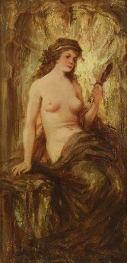 American School 19th Century Aphrodite