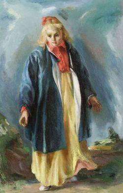 Jon Corbino ItalianAmerican 19051964 Party Dress