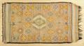 Five Moroccan flat weave carpets