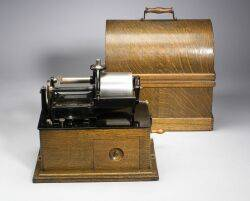 Edison Concert Phonograph