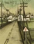 Bernard Buffet French 19281999 The Road