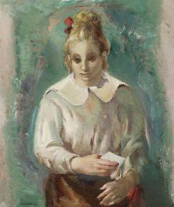 Jon Corbino ItalianAmerican 19051964 The Letter