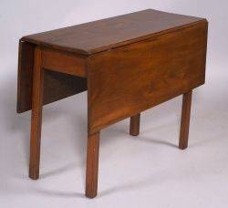 Chippendale Mahogany DropLeaf Table