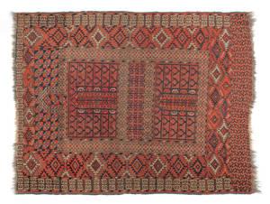 Beluchi oriental mat