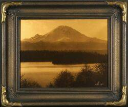 Edward Curtis American 18681952 Oratone Photograph